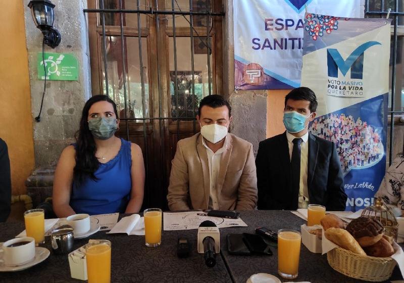 """Activistas piden a candidatos y candidatas suscribir compromiso """"por la vida y la familia"""""""