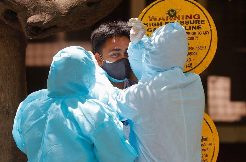India se convierte en foco de pandemia de COVID-19