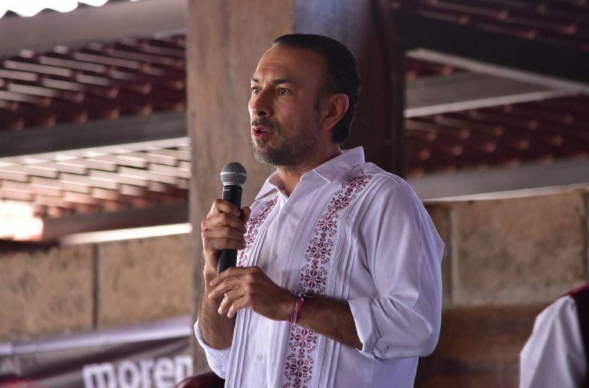 Incluir en debates a solo dos candidatos sería discriminatorio, dice Arturo Maximiliano García