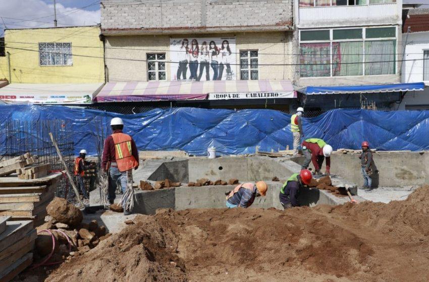 Más de 118 mdp destinará el municipio de Querétaro a mejorar el mercado en Lomas de Casa Blanca