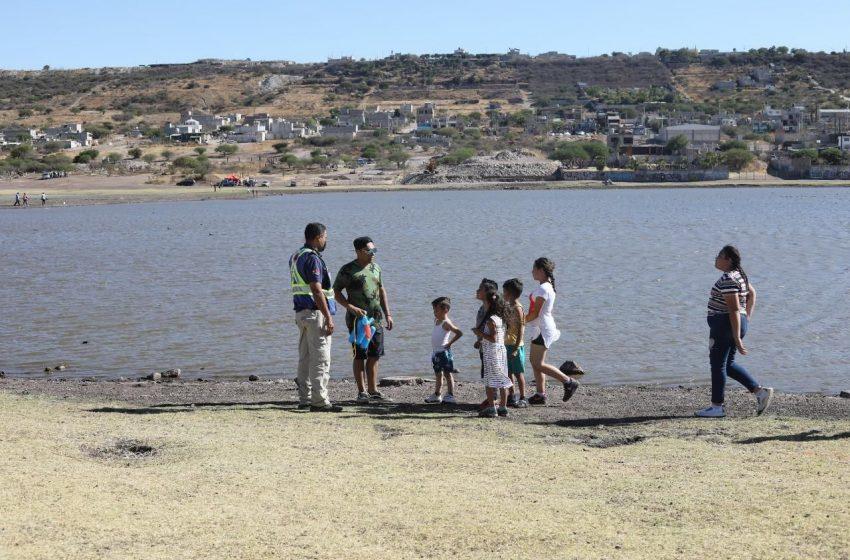 Saldo blanco en presas y bordos de Querétaro tras Semana Santa