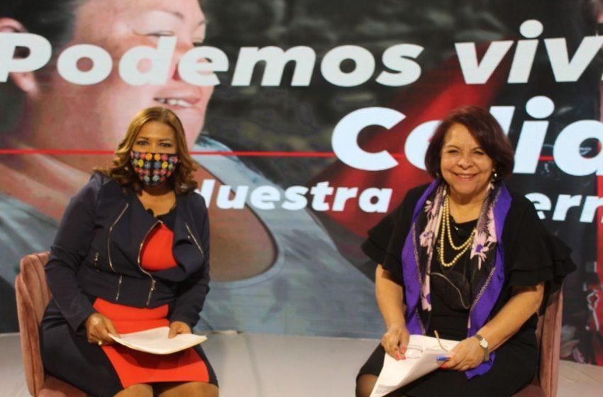 Promete Celia Maya mejoras al sistema de justicia