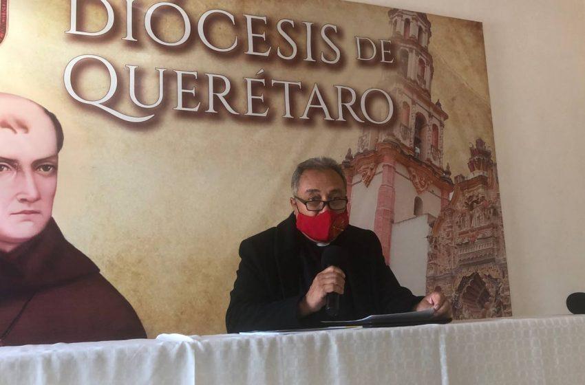 Diócesis de Querétaro prepara encuentro entre laicos y aspirantes a puestos de elección