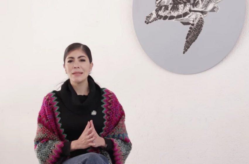 Ráfaga con Katia Reséndiz
