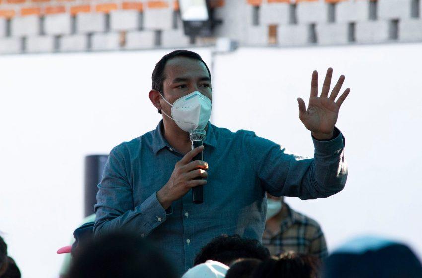 Se registra Roberto Cabrera como candidato a la alcaldía de San Juan del Río
