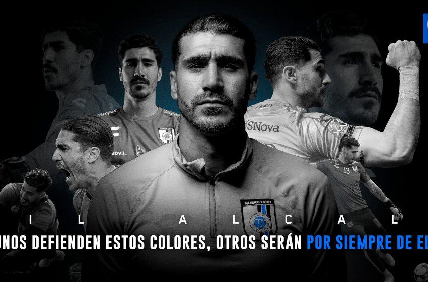 """""""Gracias totales mi querido Club Querétaro"""", así se despide Gil Alcalá de Gallos"""