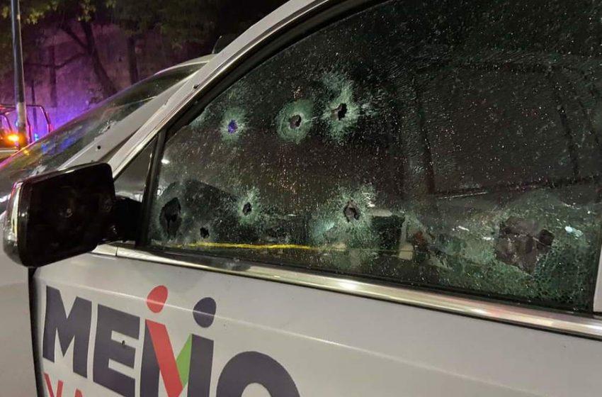 Dos heridos tras tiroteo a camioneta de campaña del candidato del PRI a la alcaldía de Morelia, Michoacán