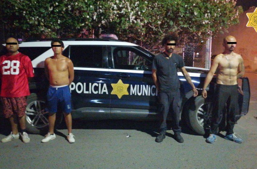 A punta de pistola, roban comercio en Arboledas; ya fueron detenidos
