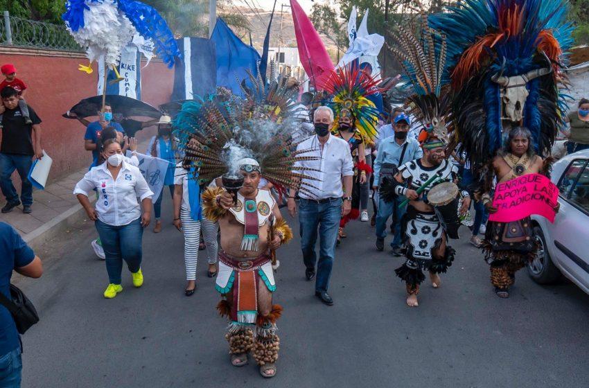 La Cañada será referente turístico del estado y del país: Vega Carriles