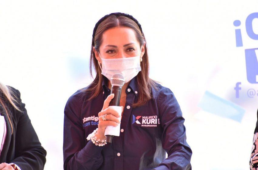Josefina Vázquez Mota viene a Querétaro a dar espaldarazo a panistas