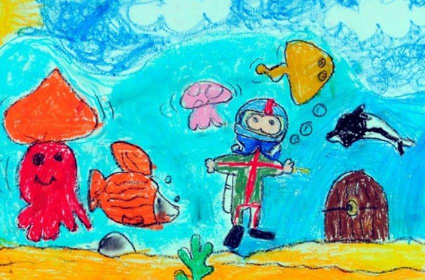 """Convocan a Concurso Nacional de Pintura Infantil """"El Niño y la Mar"""""""
