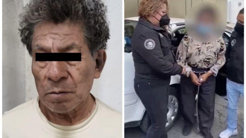 Cae feminicida serial en Atizapán