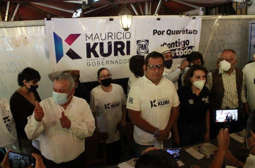 Fundador de Morena en Querétaro se suma a campañas de Nava y Kuri