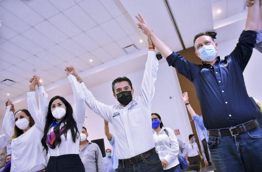 Líderes sociales de Corregidora se suman a proyecto de Acción Nacional