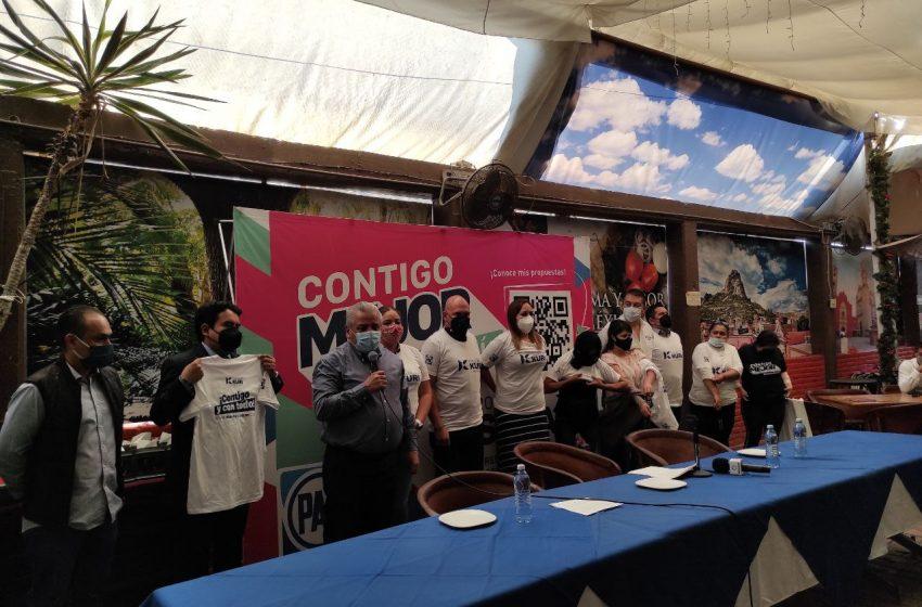 Exprecandidata morenista a alcaldía de Corregidora se suma a campañas de Sosa y Kuri