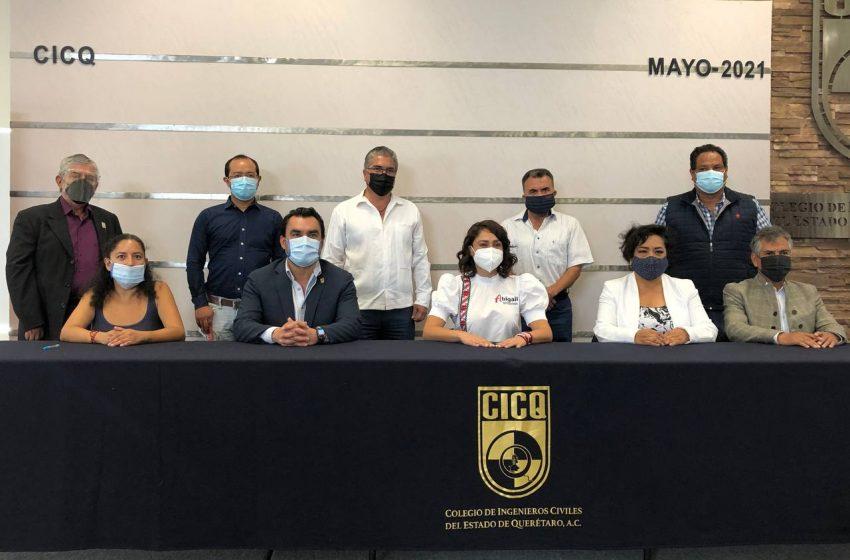 Obras públicas de Querétaro se harán con mucha transparencia, promete Abigail Arredondo