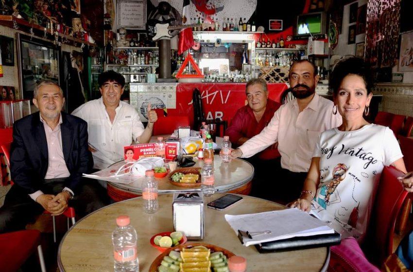 Candidata del PT a la gubernatura se compromete a apoyar al gremio restaurantero