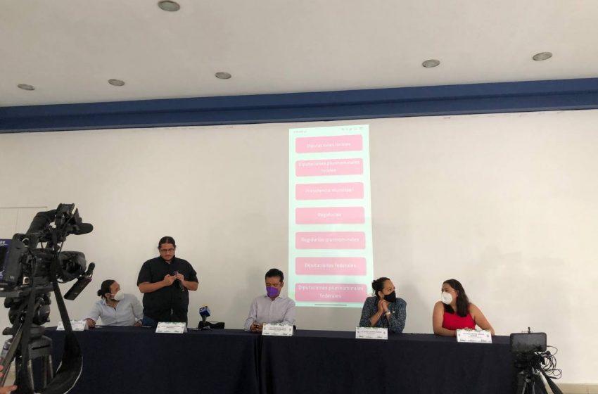 Presenta Canaco Querétaro herramienta para conocer a candidatos y candidatas