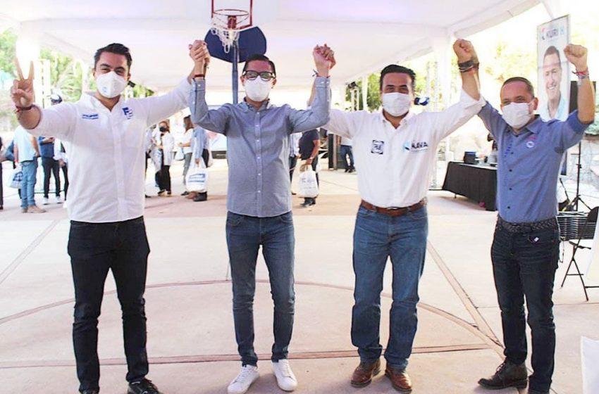 Declina Erick Bolaños su candidatura a favor del PAN