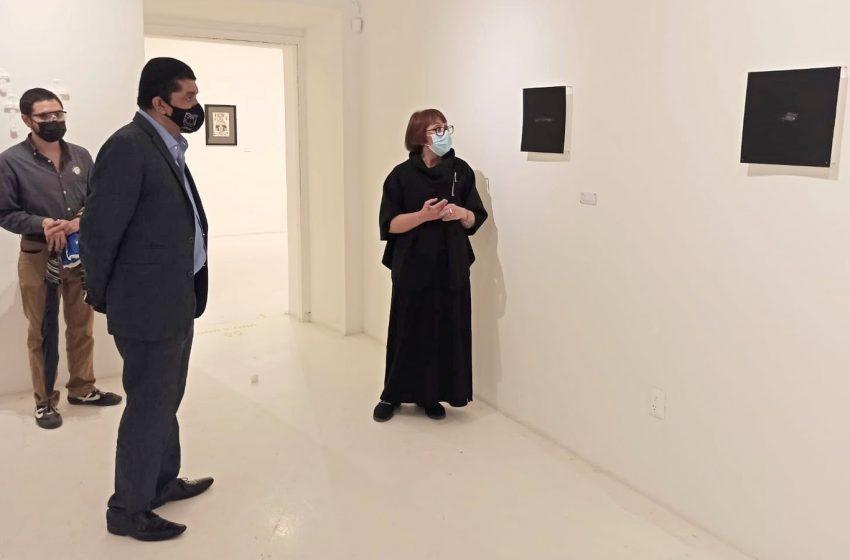 Inauguran en el CABQA exposición artística sobre feminicidios