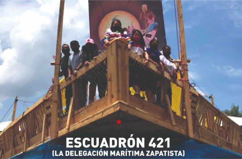 Travesíapor la Vida, capítulo Europa. ¿Por qué los Zapatistas irán al viejo continente?