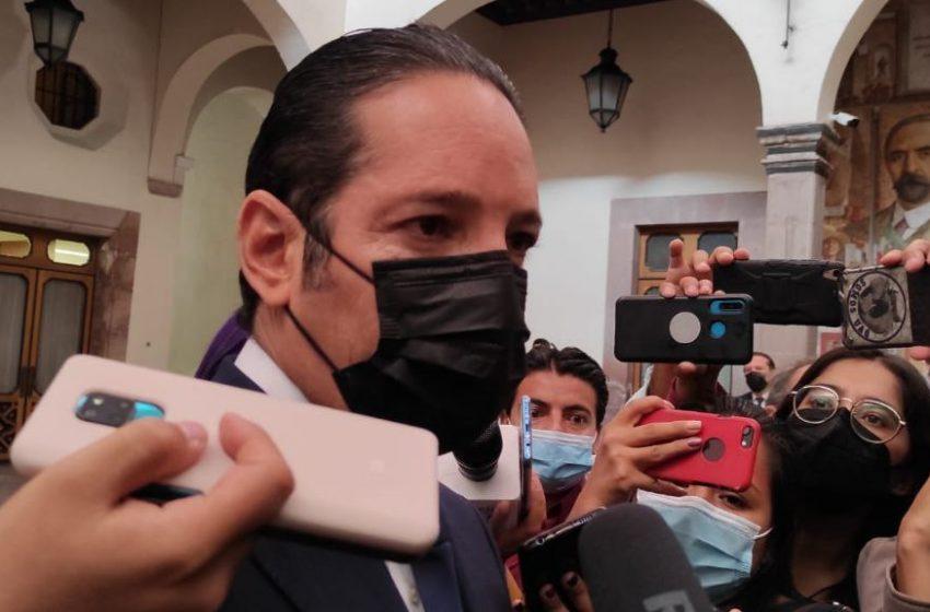 """""""En mi administración no hay un solo preso político"""", asegura Francisco Domínguez"""