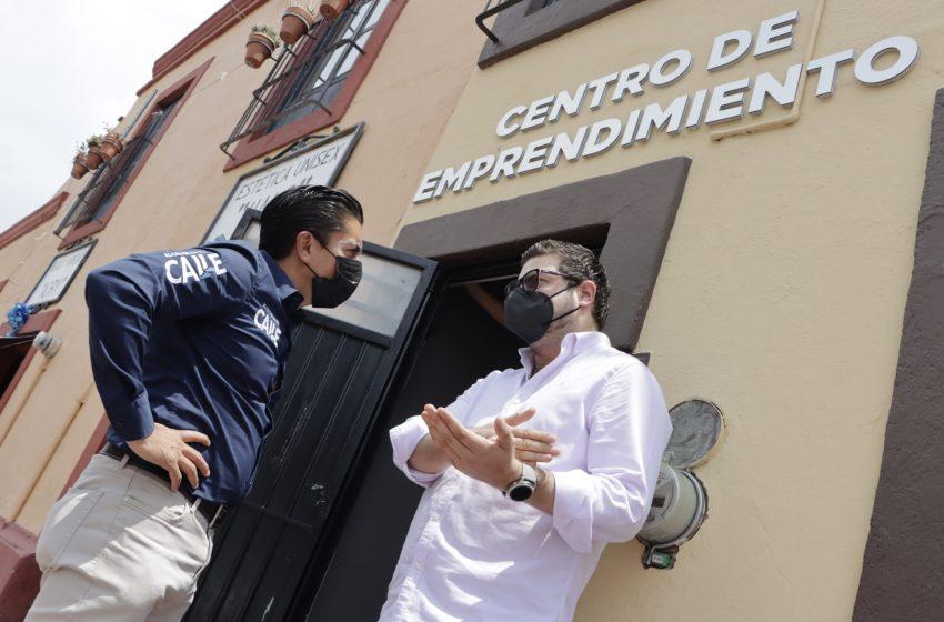 Ofrece Corregidora apoyo para emprendedores