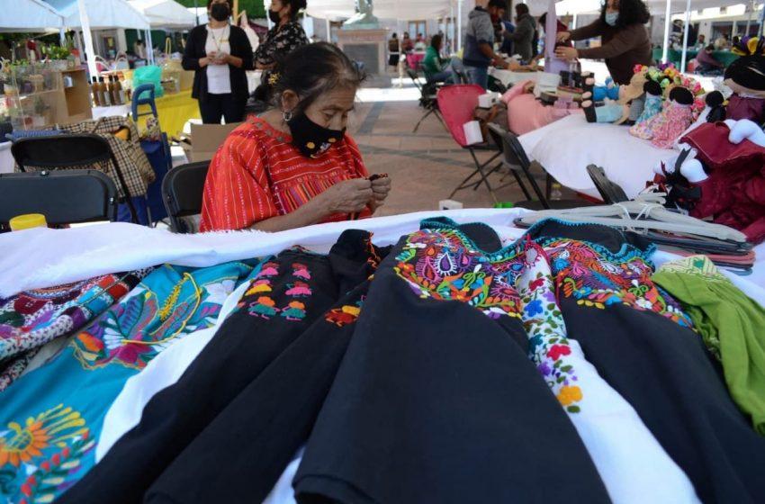 Inicia este domingo Feria Artesanal en el Jardín Guerrero
