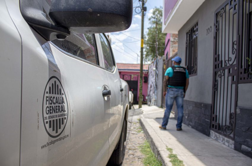 Cae hombre por homicidio en Amealco