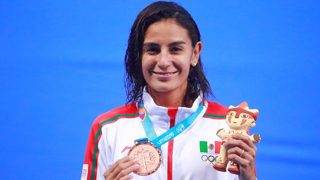 Paola Espinosa acusa a Guevara de dejarla sin Juegos Olímpicos
