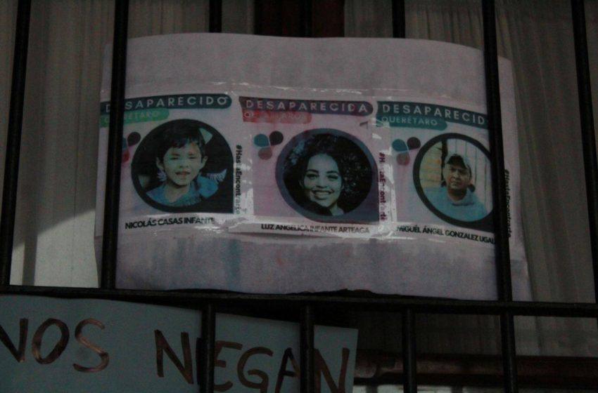 Desaparecidos en Amealco ya se comunicaron con familiares, revela Fiscalía