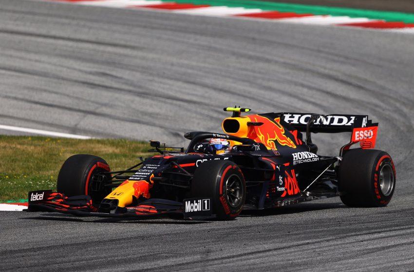 Verstappen gana el GP de Estiria; Checo Pérez queda en cuarto lugar por error en una parada