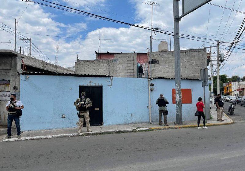 Catean domicilio en San Roque relacionado con agresión armada en Cadereyta
