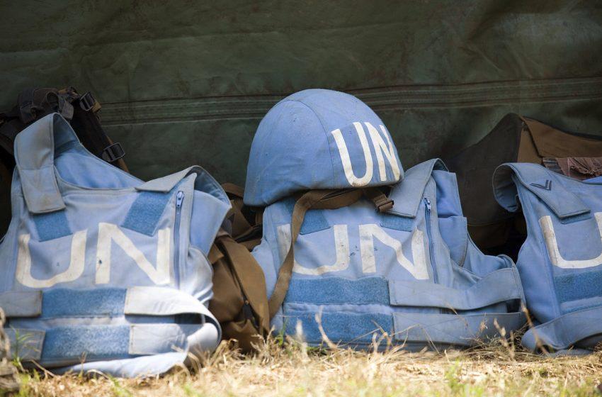 Operaciones de paz de la ONU