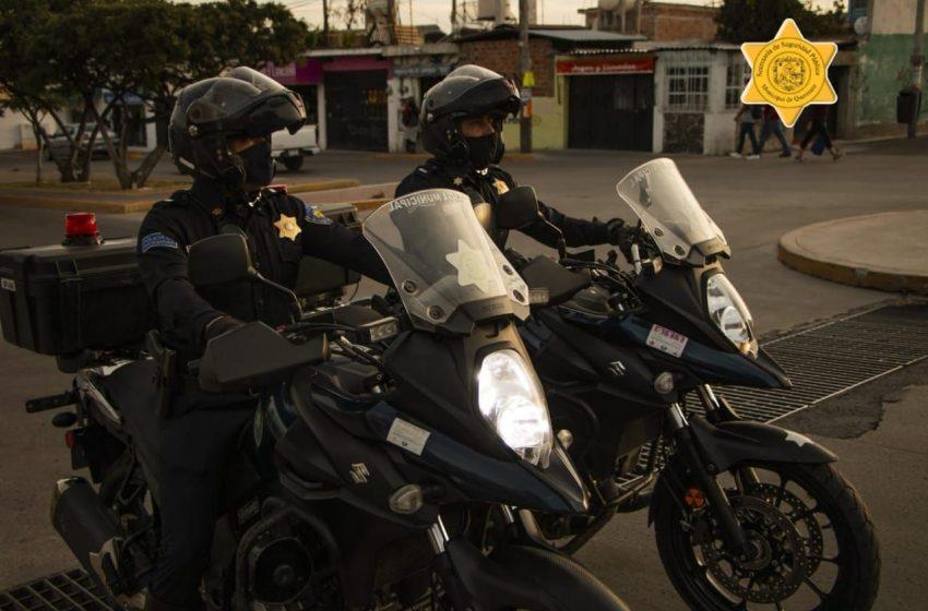 Desarticuló SSPMQ cuatro bandas delictivas durante mayo