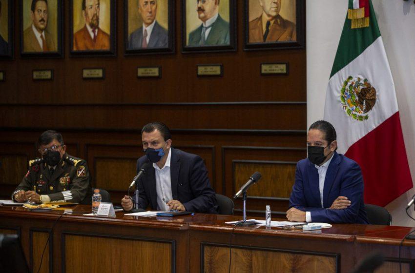 """""""Nuestro legado es la tranquilidad de las familias queretanas"""": FDS"""