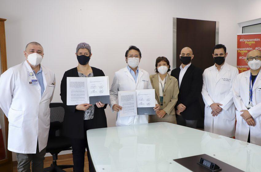 Firma UAQ convenio de colaboración con el Instituto Nacional de Cancerología