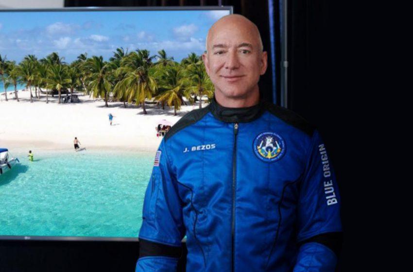 ¿Quiénes son los nuevos ricos que han viajado o ya pagaron su viaje al espacio?