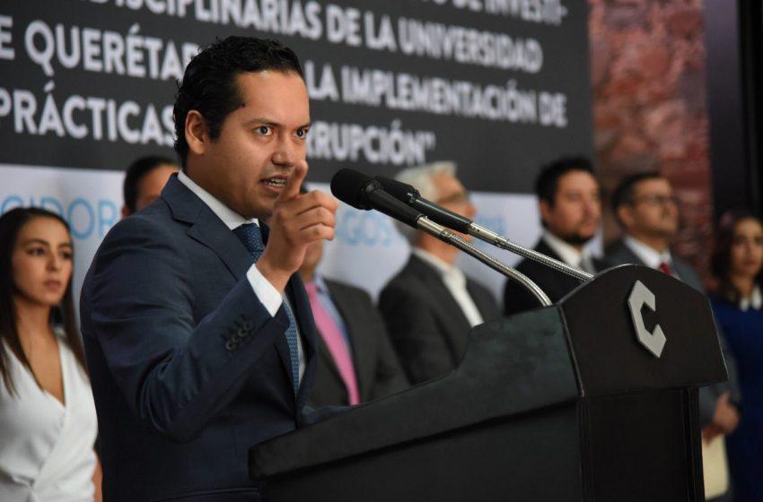 Josué Guerrero, próximo secretario particular de Kuri, da positivo a COVID-19