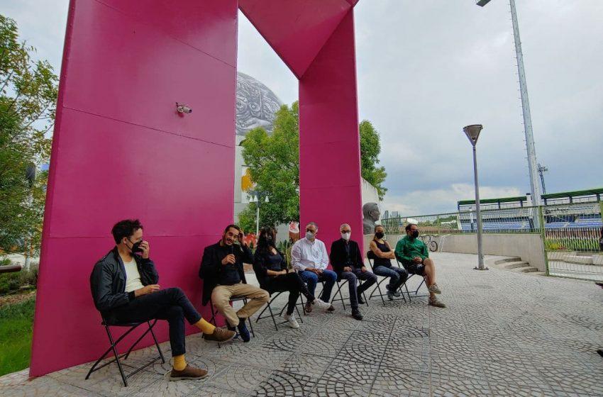 Mexpania: el mural como herramienta para resignificar la conquista española