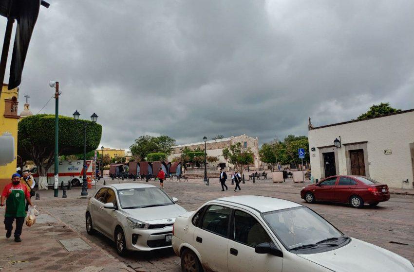Espera Querétaro descenso de temperaturas durante los próximos días