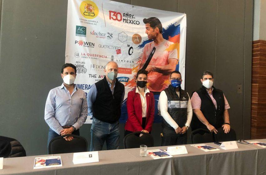 Cámara Española de Comercio celebrará copa deportiva en el Smash Padel Club de Querétaro