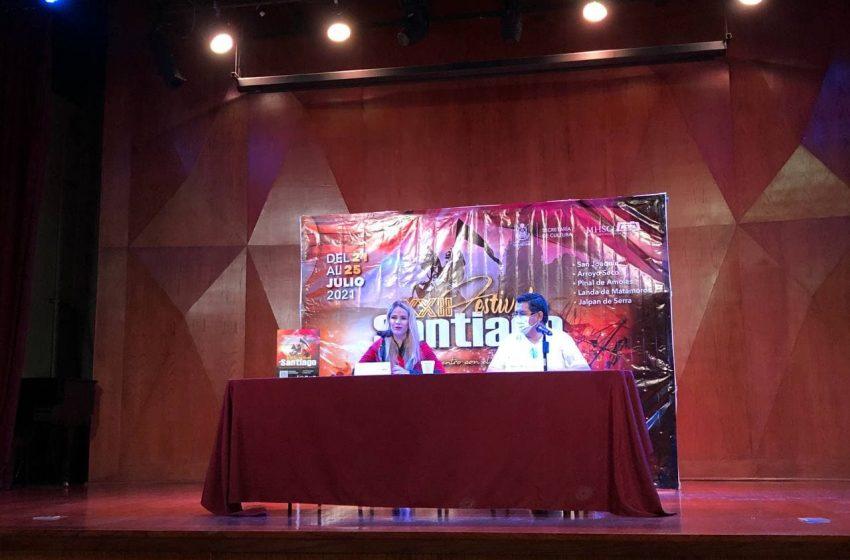 Preparan edición número 22 del Festival de Santiago