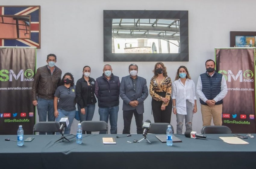 Presenta municipio de El Marqués la Fiesta de la Vendimia 2021