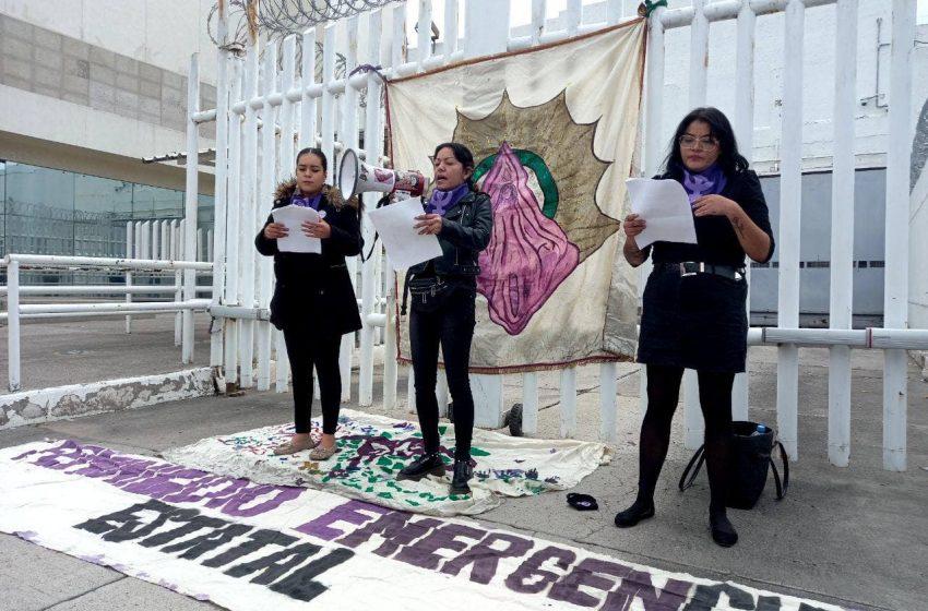ONU-DH llama a no criminalizar protestas feministas en Querétaro