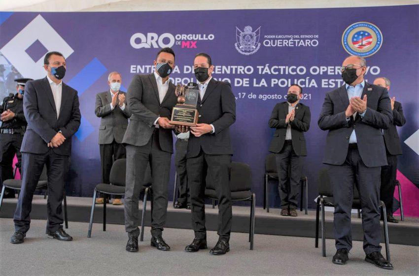 Querétaro recibe máxima distinción internacional por certificación del Sistema Penitenciario
