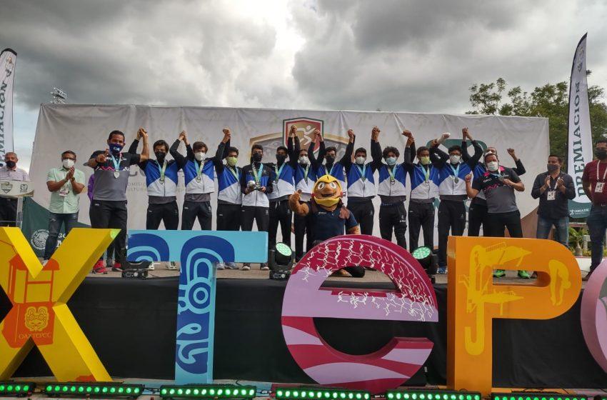 Basquetbolistas queretanos suman medalla en Juegos Nacionales Conade