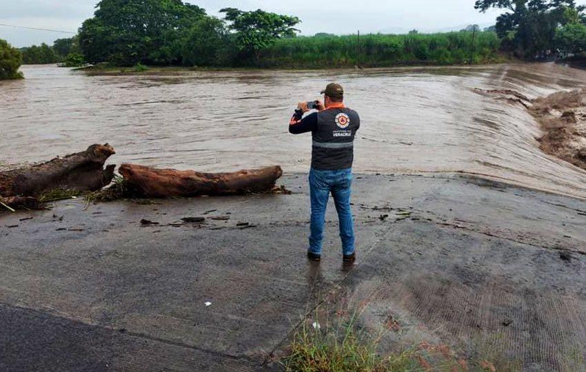 Huracán Grace deja ocho muertos y tres desaparecidos en Veracruz