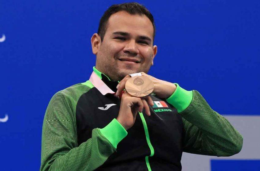 México suma un par de bronces en judo y natación paralímpica