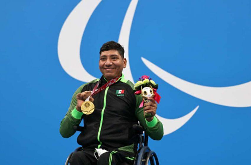 Atletas paralímpicos siguen poniendo el nombre de México en alto